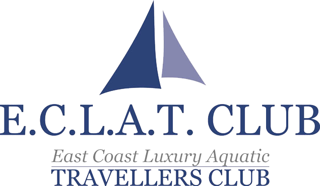 East Coast Luxury Aquatic Travellers Club Logo